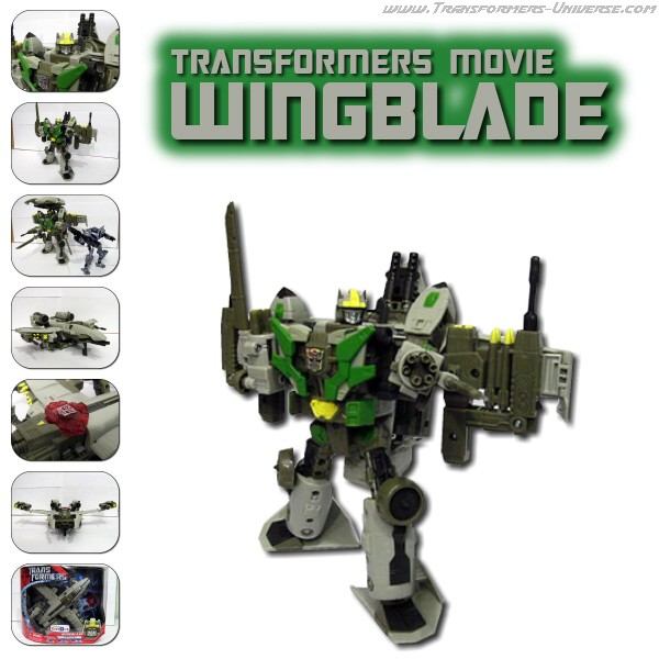 Movie AllSpark Power Wingblade (2008)