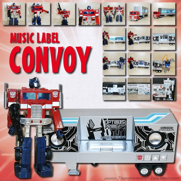 Music Label Convoy