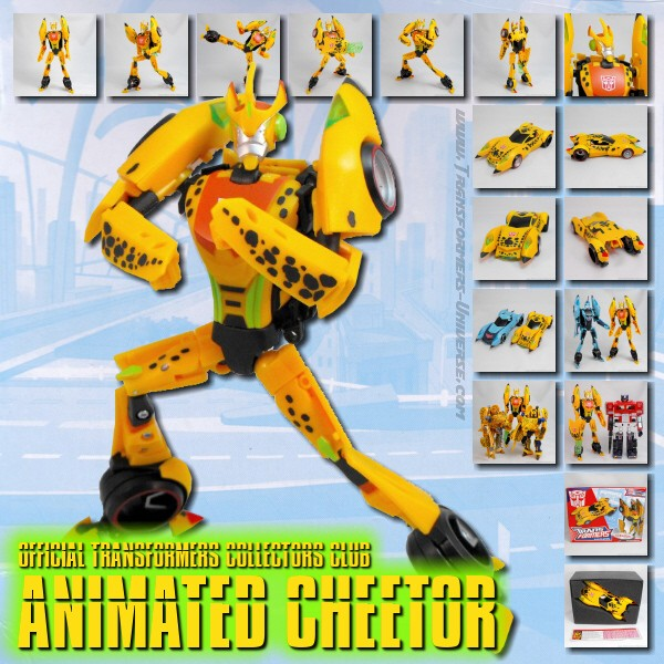OTCC Animated Cheetor