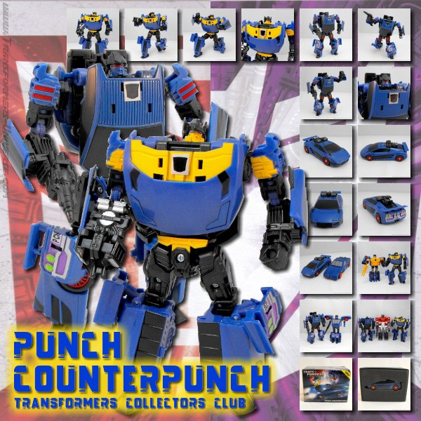 OTCC Punch / Counterpunch