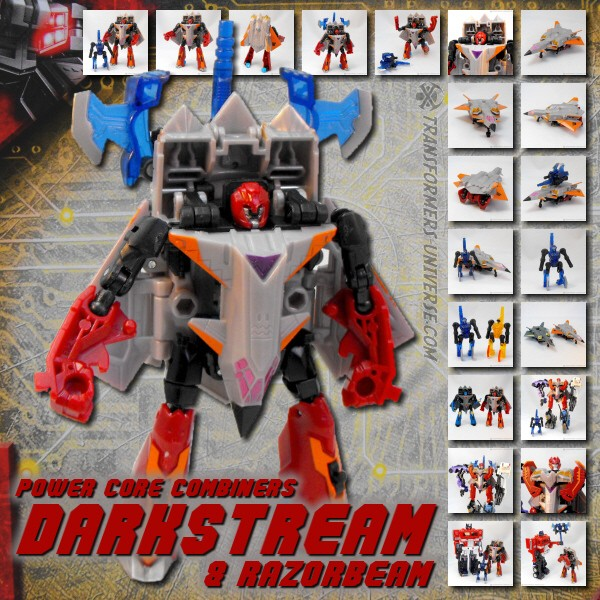 Power Core Combiners  Darkstream (2010)
