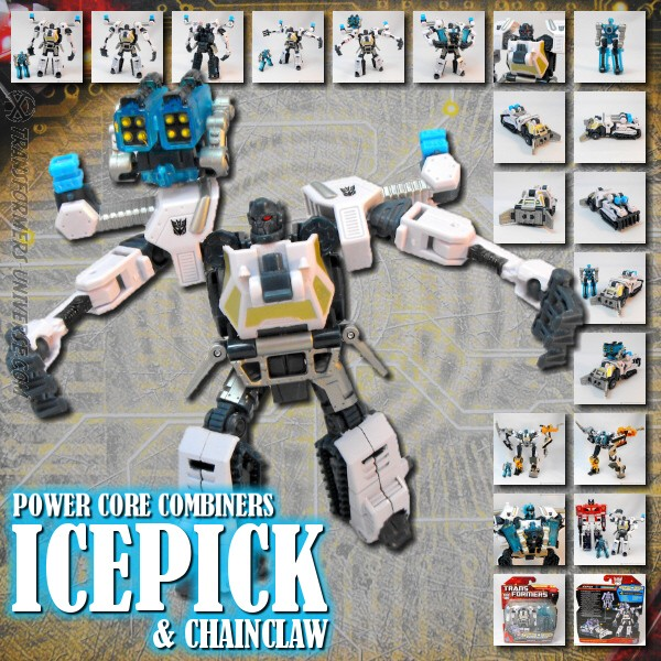 PCC Icepick & Chainclaw