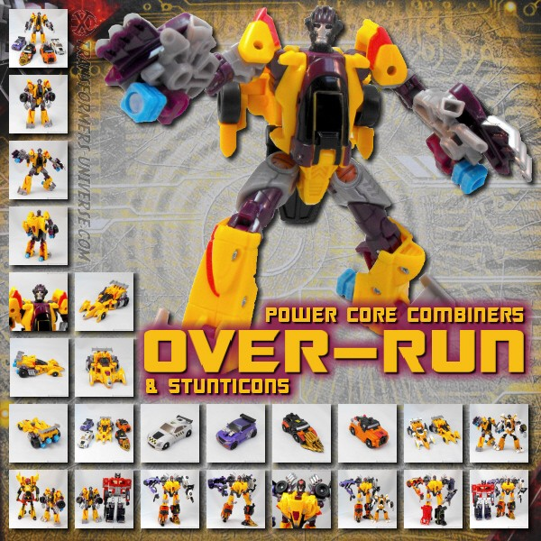 PCC Over-Run & Stunticons