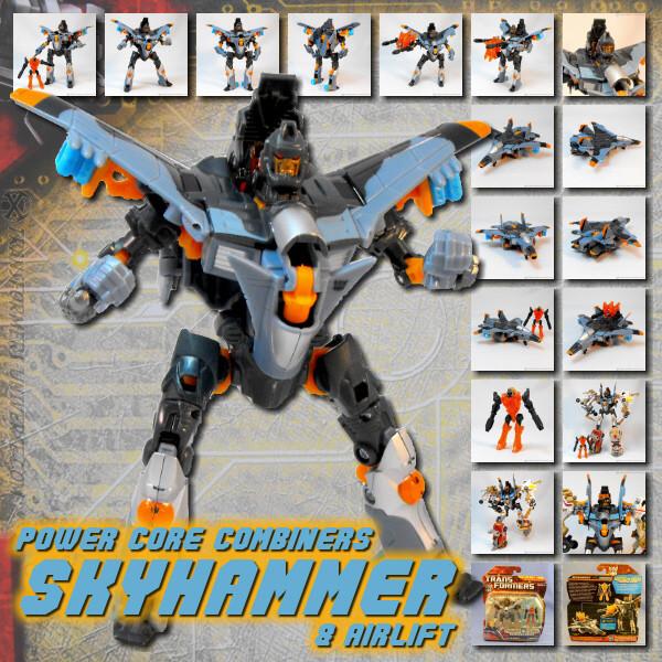 PCC Skyhammer & Airlift