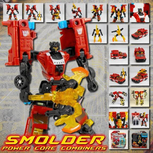 PCC Smolder & Chopster
