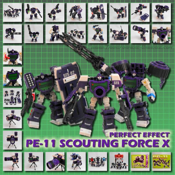 Perfect Effect Scouting Force X