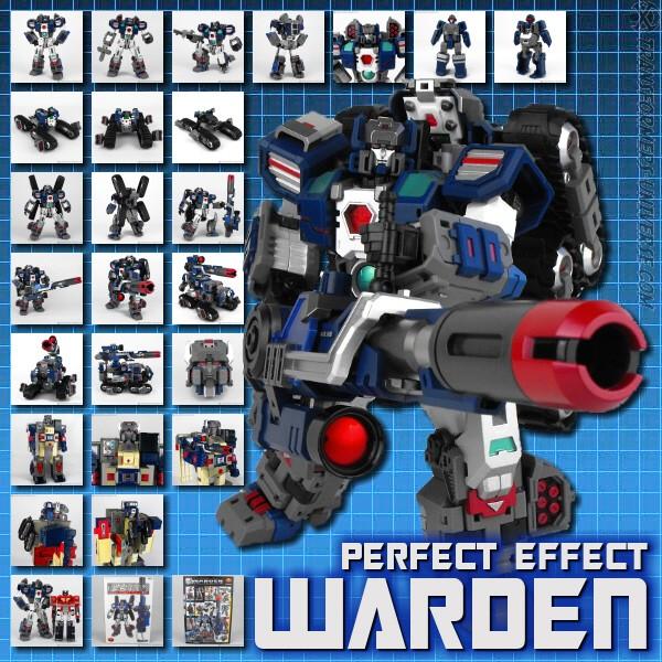 PE Warden