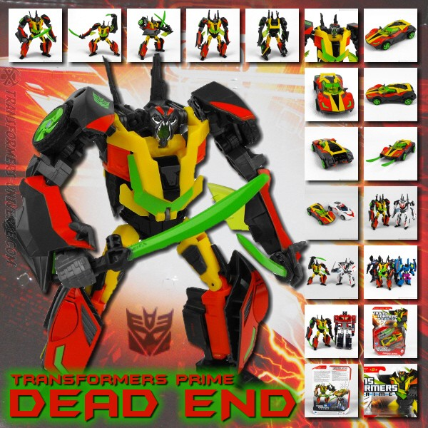 Prime Robots in Disguise Dead End (2012)