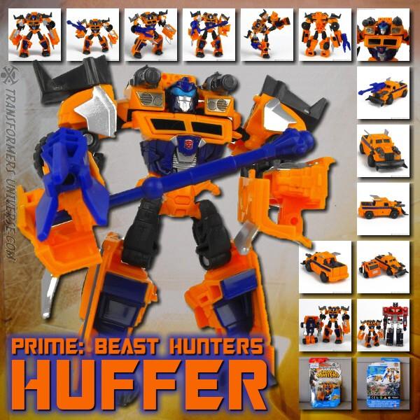 Prime Huffer