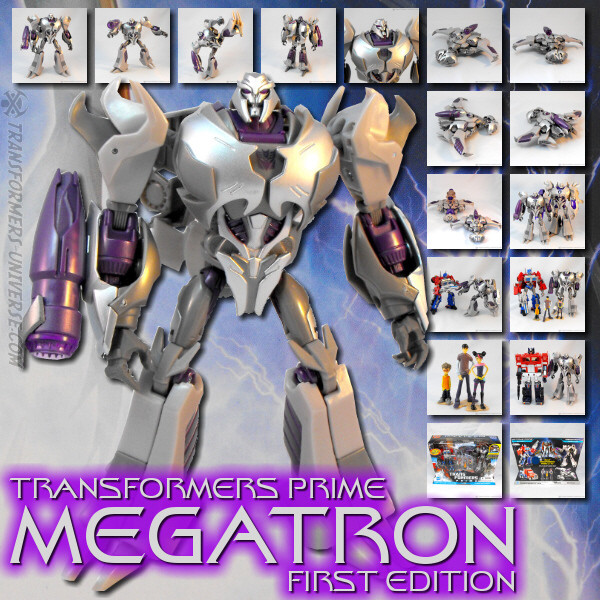 Prime Megatron 1st Edition