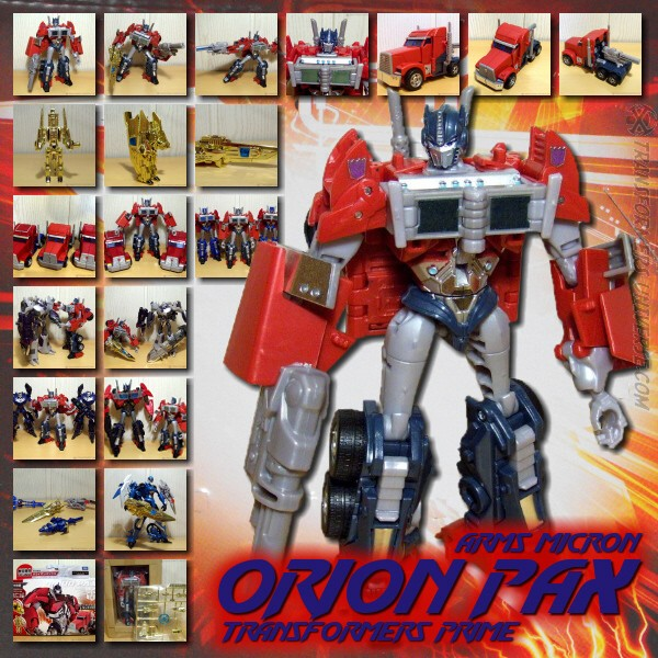 Prime Orion Pax