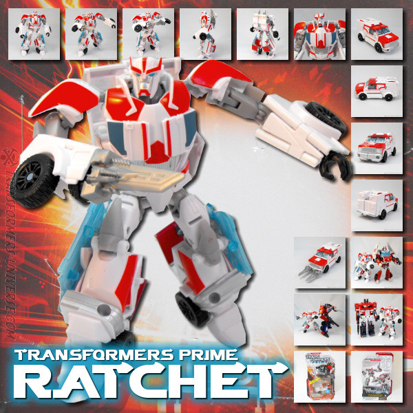 Prime Ratchet