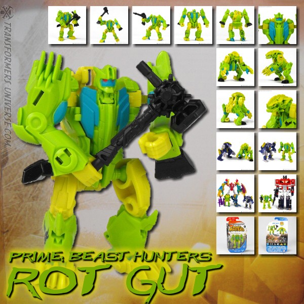 Prime Beast Hunters Rot Gut (2014)