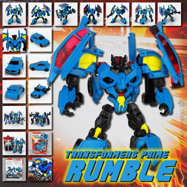 Prime Robots in Disguise Rumble (2012)