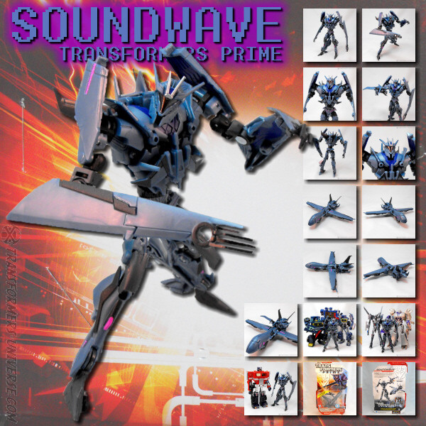 Prime Soundwave