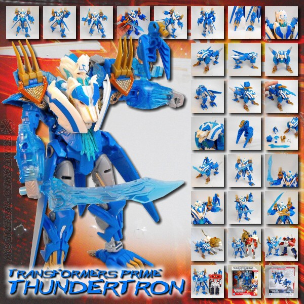 Prime Robots in Disguise Thundertron (2012)