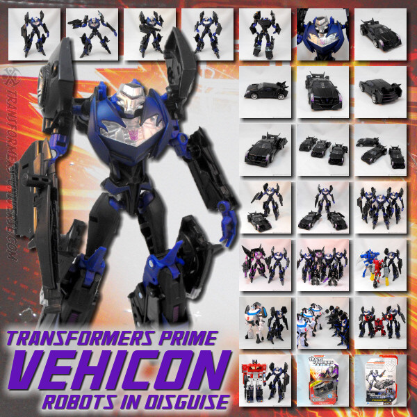 Prime Vehicon RID