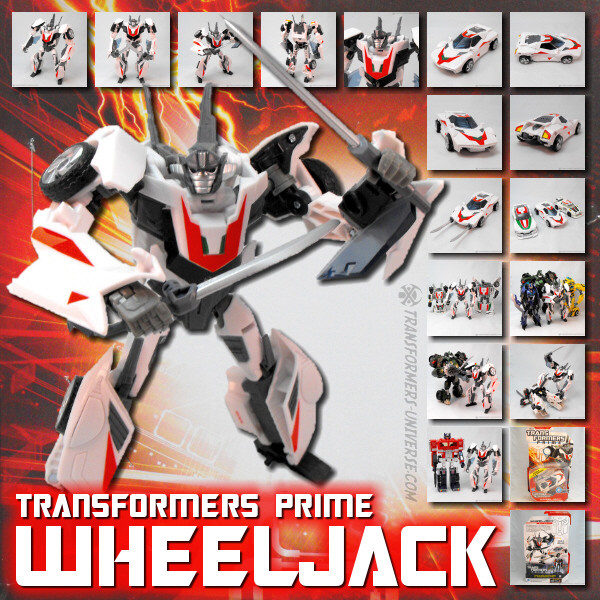 Prime Robots in Disguise Wheeljack (2012)