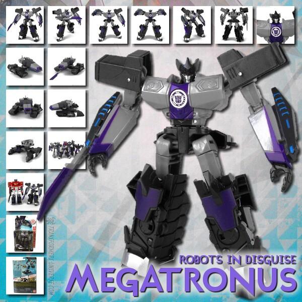 RID 2.0 Megatronus