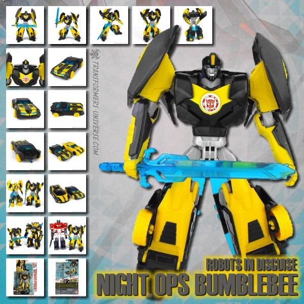 RID 2.0 Night Ops Bumblebee