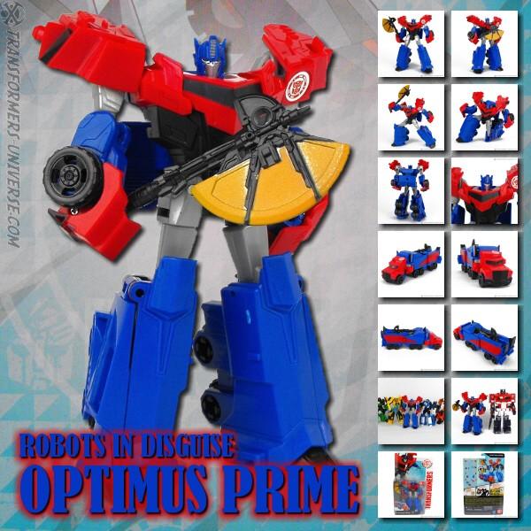RID 2.0 Optimus Prime
