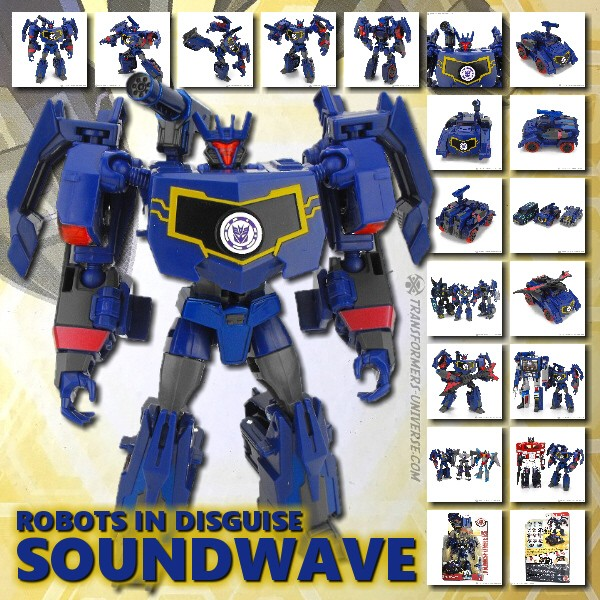 RID 2.0 Soundwave