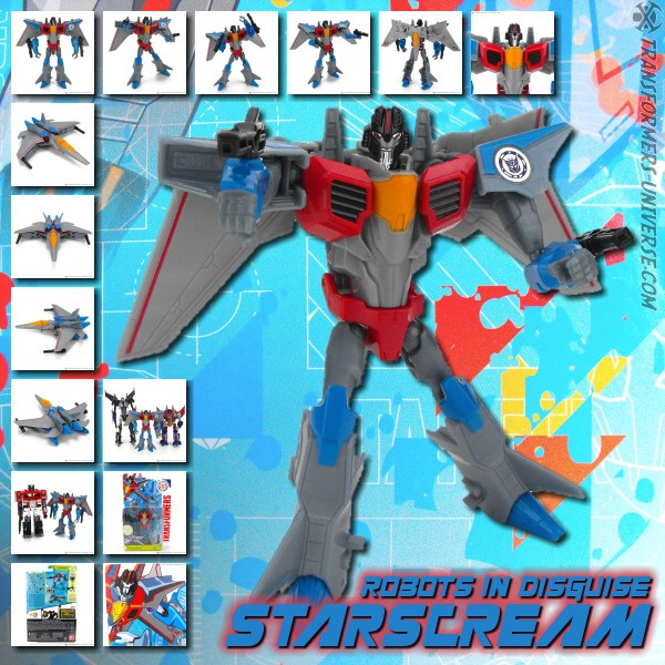 RID 2.0 Starscream