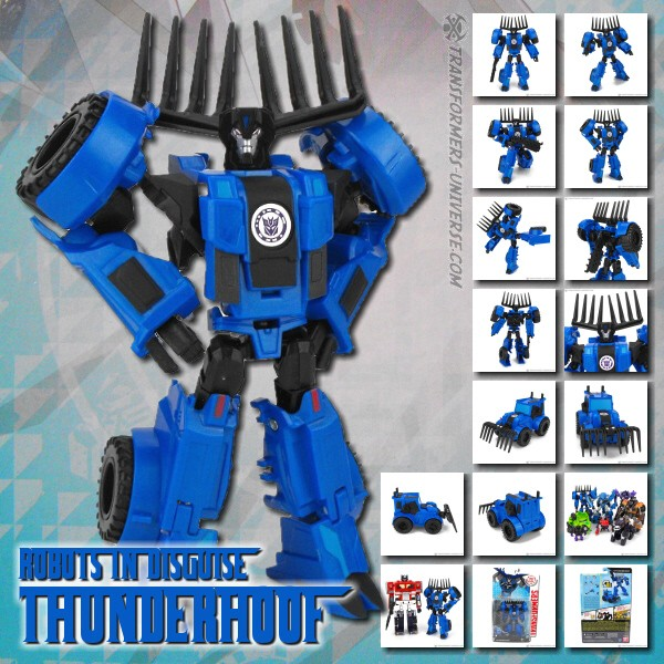 RID 2.0 Thunderhoof