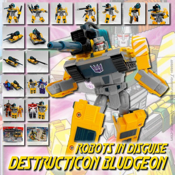 RID Destructicon Bludgeon