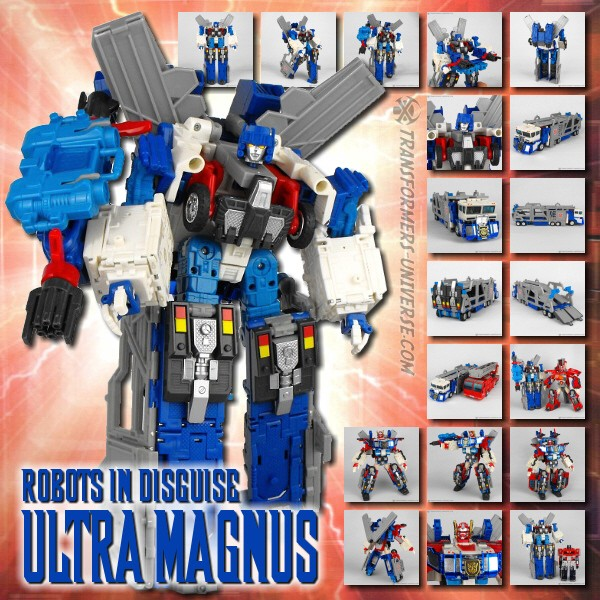 Robots in Disguise  Ultra Magnus (2001)