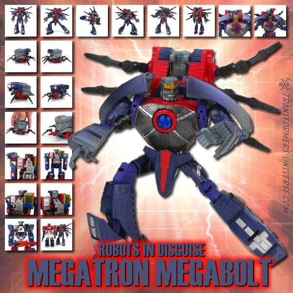 RID Megatron Megabolt