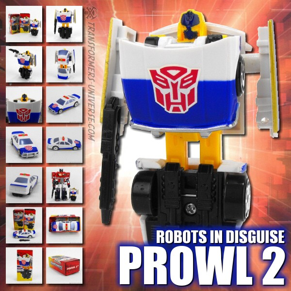 Robots in Disguise  Prowl 2 (2001)