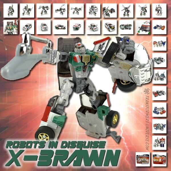 RID X-Brawn Supermode