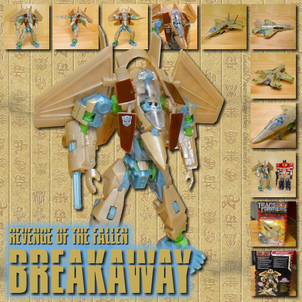 Revenge of the Fallen  Breakaway (2009)