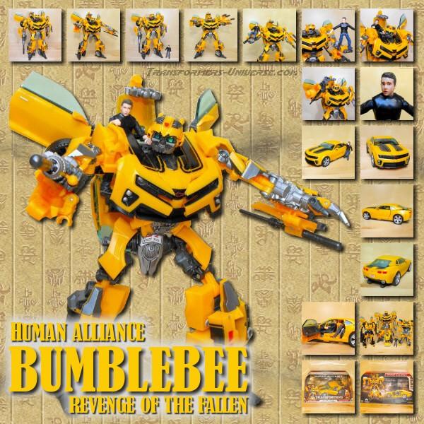 ROTF Bumblebee Human Alliance