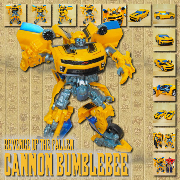 ROTF Cannon Bumblebee