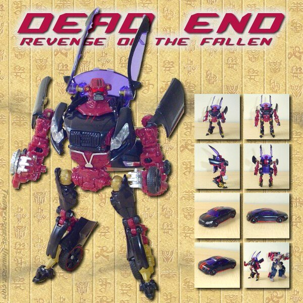 ROTF Dead End Deluxe