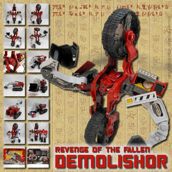 ROTF Demolishor