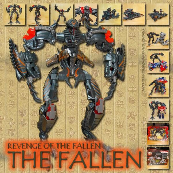 ROTF The Fallen