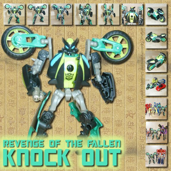 ROTF Knock Out (D)