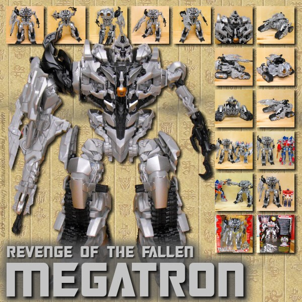 Revenge of the Fallen  Megatron (2009)