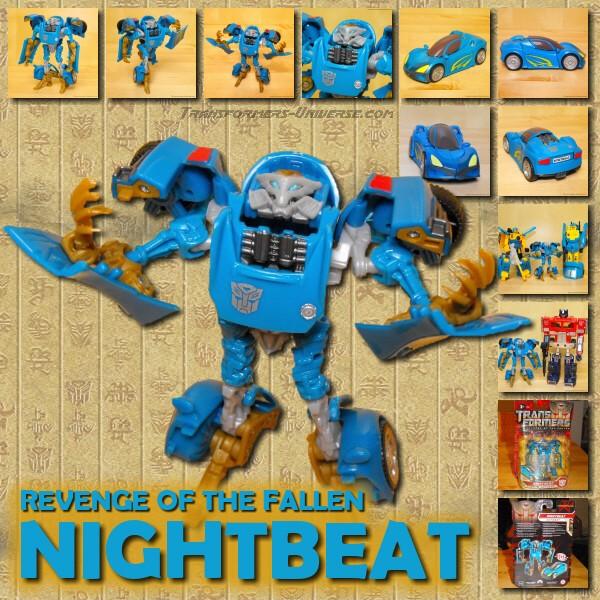 ROTF Nightbeat (D)