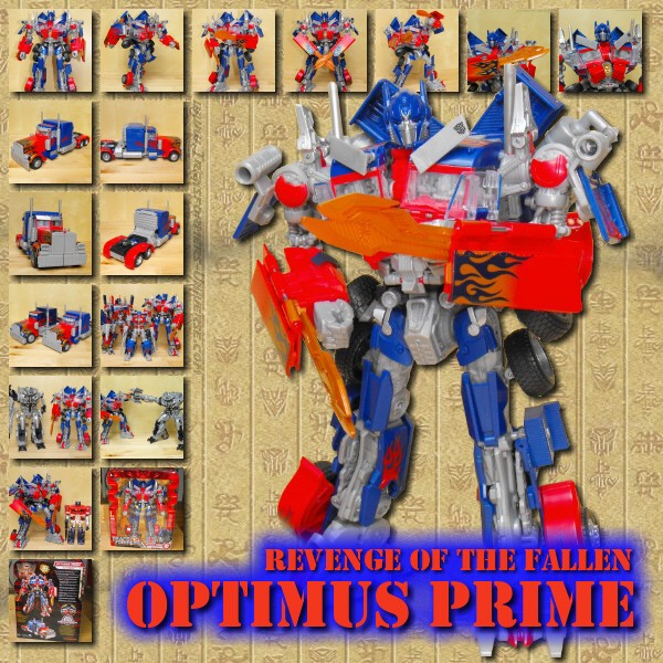 Revenge of the Fallen  Optimus Prime (2009)