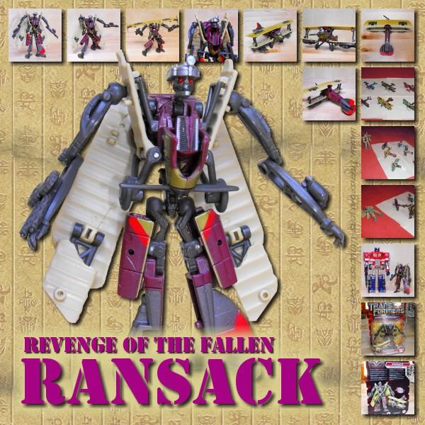 ROTF Ransack