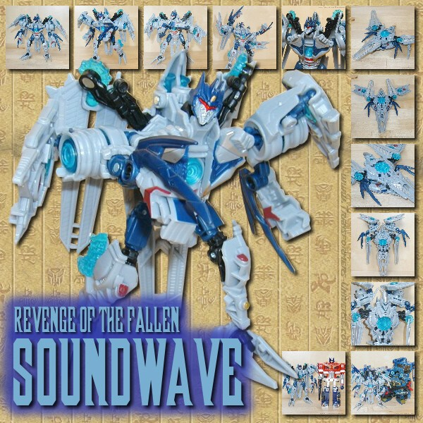 ROTF Soundwave