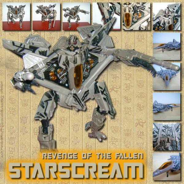 ROTF Starscream