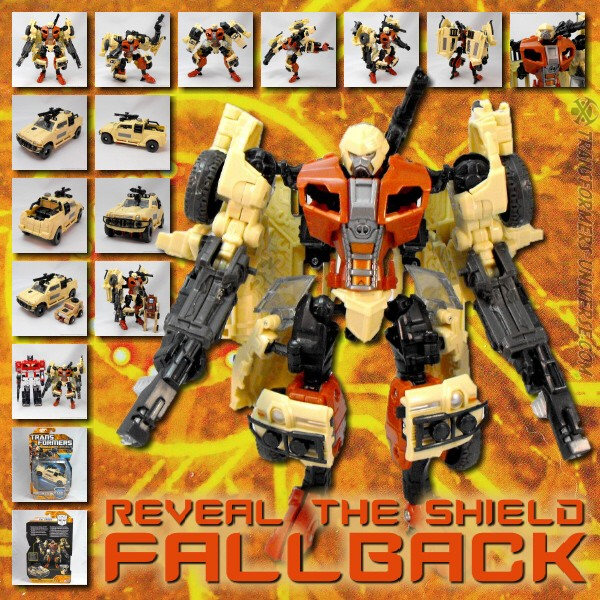 Reveal the Shield  Fallback (2010)