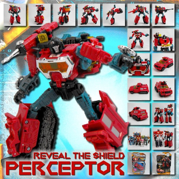 Reveal the Shield  Perceptor (2010)