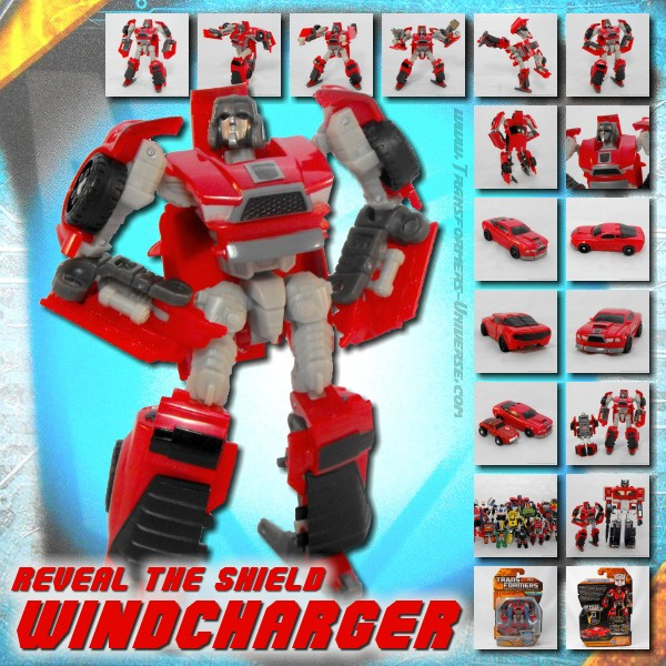 RTS Windcharger