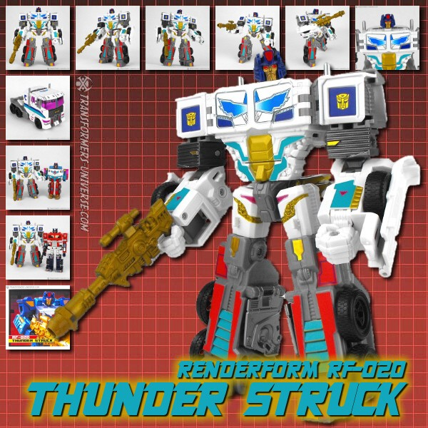 Renderform Thunder Struck